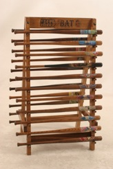 Vintage Sports Restorations Bat Racks